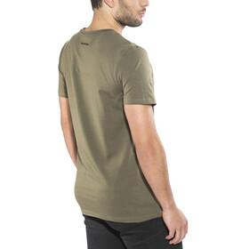 Mammut Logo - T-shirt manches courtes Homme - olive